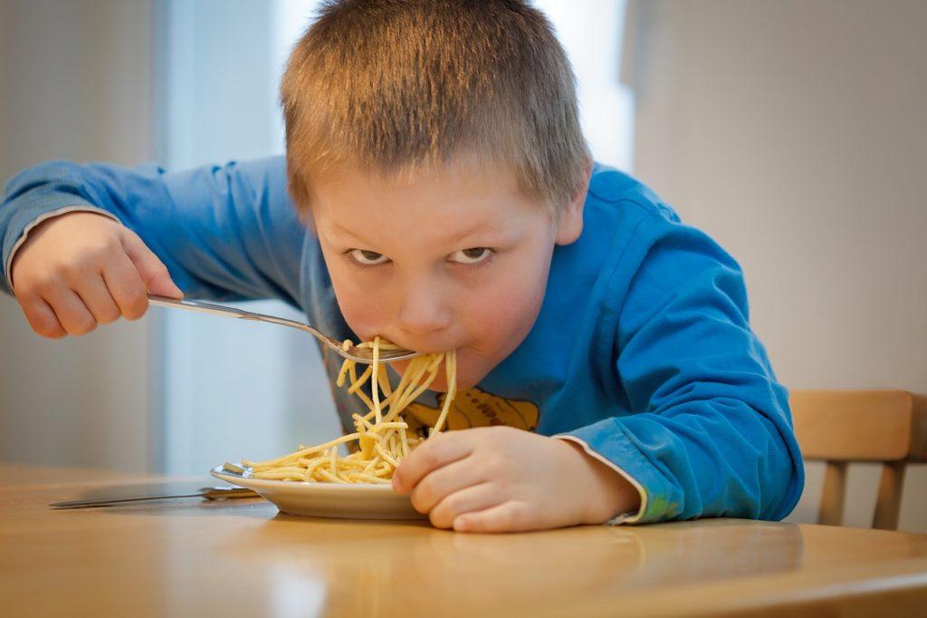 eat, noodles, children-1583954.jpg